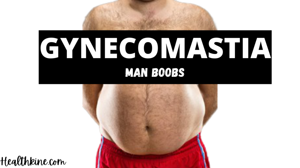 Does soy product cause man boobs?